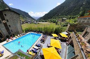 France Andorre-Arinsal, Hôtel Diana Parc
