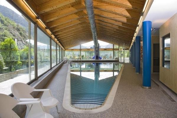 Piscine - Hôtel Tropical (week end) 3* sup Les Escaldes France Andorre