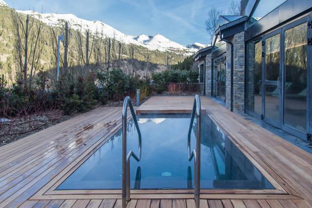 France Andorre : Hôtel Park Piolets Andorre