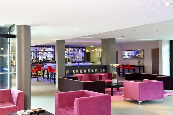 Patio - Hôtel Thalasso Concarneau Spa Marin Resort 4* Concarneau France Bretagne
