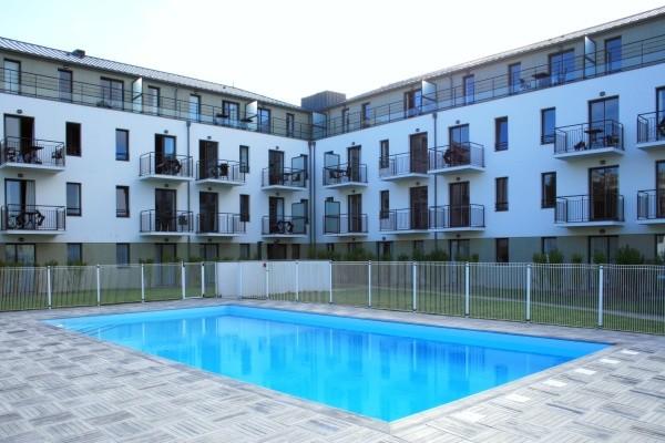 Piscine - Appartement Résidence Thalasso Concarneau 4* Concarneau France Bretagne