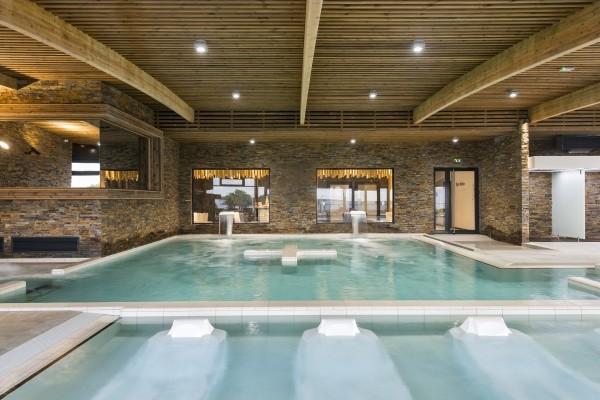Piscine - Hôtel Thalasso Concarneau Spa Marin Resort 4* Concarneau France Bretagne