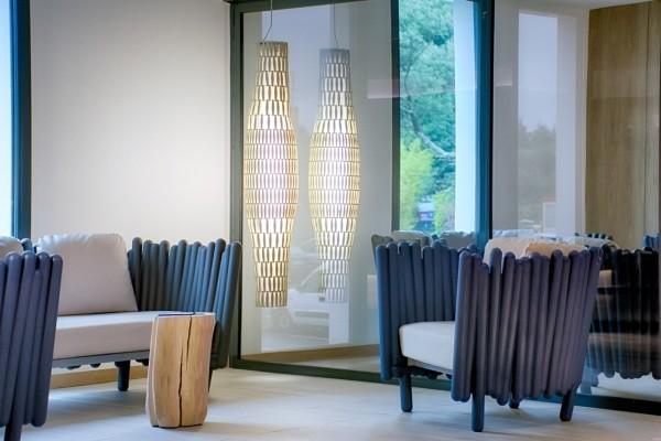 Reception - Hôtel Thalasso Concarneau Spa Marin Resort 4* Concarneau France Bretagne