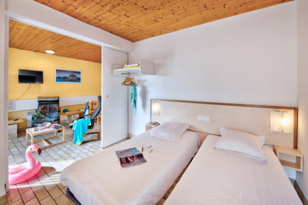 Chambre - Club Top Clubs Cocoon Kerlannic 3* Kerjouanno France Bretagne
