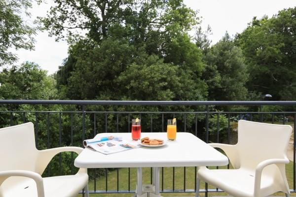 Chambre - Résidence hôtelière Domaine de Pont-Aven Art Gallery Resort 3* Pont-Aven France Bretagne