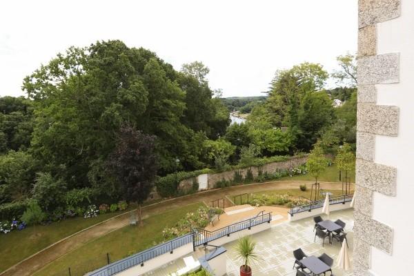 Nature - Résidence hôtelière Domaine de Pont-Aven Art Gallery Resort 3* Pont-Aven France Bretagne