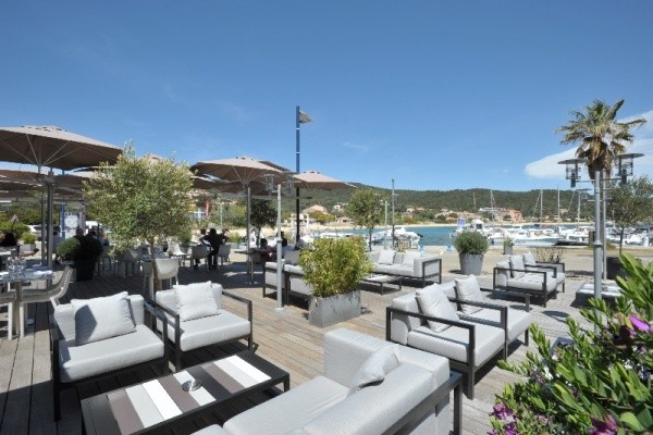 Bar - Hôtel Le Golfe Piscine & Spa Casanera 4* 4* Ajaccio France Corse