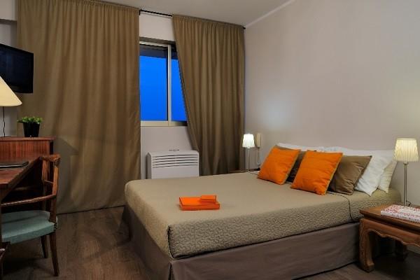 Chambre - Hôtel Albion 3* Ajaccio France Corse