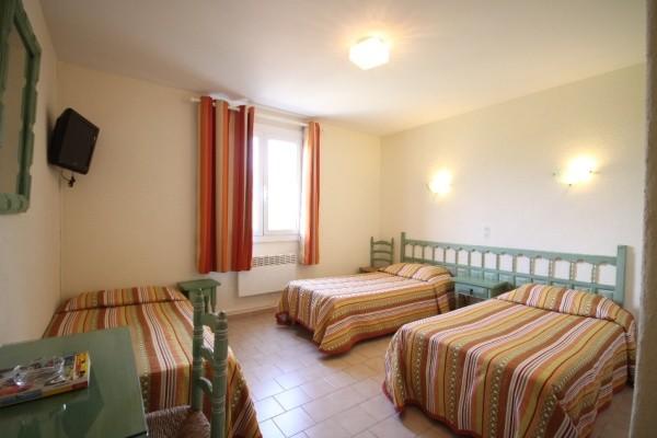 Chambre - Hôtel Arcu Di Sole (avec transport) 2* Ajaccio France Corse