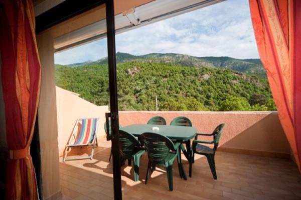 Chambre - Résidence locative Cabanaccia (sans transport) 3* Ajaccio France Corse