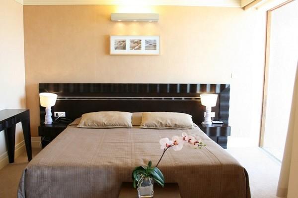 Chambre - Hôtel Capo Rosso (avec transport) 4* Ajaccio France Corse