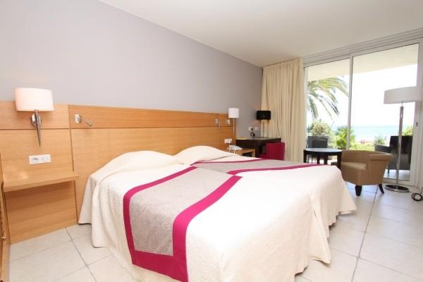 Chambre - Hôtel Dolce Vita (avec transport) 4* Ajaccio France Corse