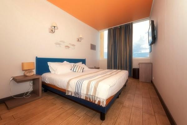 Chambre - Hôtel Kallisté 2* Ajaccio France Corse