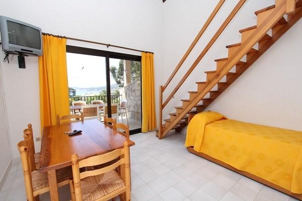 Chambre - Résidence hôtelière Maina (avec transport) 2* Ajaccio France Corse