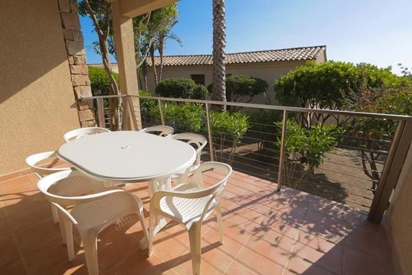 Chambre - Appartement Marina d'Arone (avec transport) Ajaccio France Corse