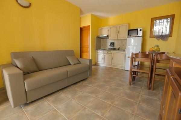 Chambre - Appartement Marina d'Arone (sans transport) Ajaccio France Corse