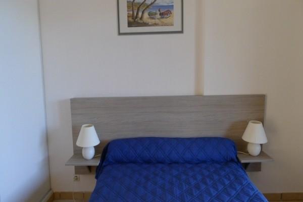 Chambre - Résidence hôtelière Marina di Fiori (sans transport) 3* Ajaccio France Corse