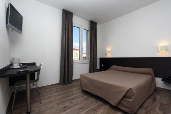Chambre - Hôtel San Carlu Citadelle (sans transport) 3* Ajaccio France Corse