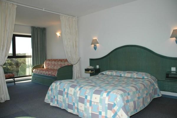 Chambre - Hôtel U Libecciu (sans transport) 3* Ajaccio France Corse