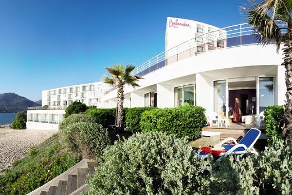 Facade - Hôtel Arena Bianca (sans transport) 3* Ajaccio France Corse