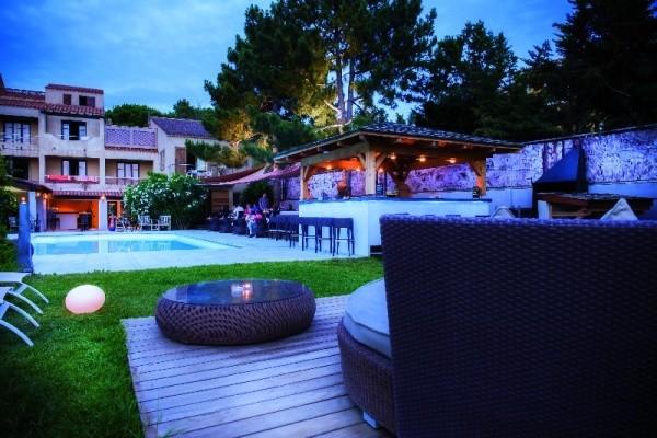 Facade - Hôtel Bartaccia 3* Ajaccio France Corse