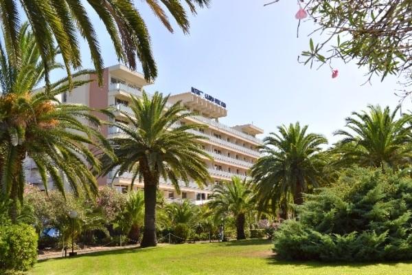 Facade - Hôtel Campo Dell'Oro 4* Ajaccio France Corse
