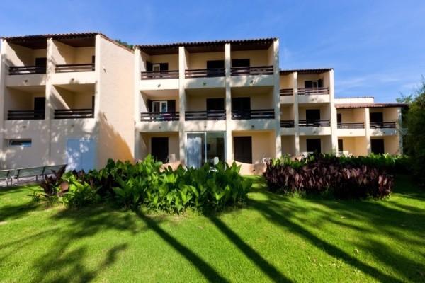 Facade - Club Marina Viva 3* Ajaccio France Corse