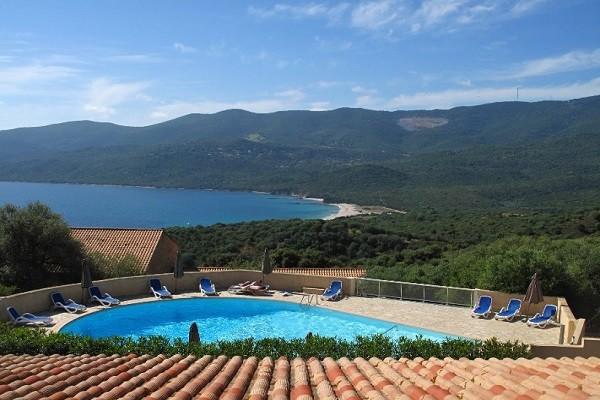 Piscine - Résidence hôtelière Alba Rossa (sans transport) 3* Serra-di-Ferro France Corse