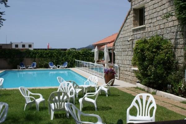 Piscine - Hôtel Arcu Di Sole (avec transport) 2* Ajaccio France Corse