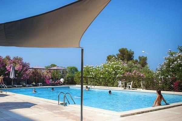 Piscine - Résidence hôtelière Les Calanques 3* Ajaccio France Corse