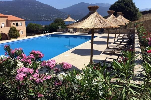 Piscine - Résidence hôtelière Marina di Fiori (sans transport) 3* Ajaccio France Corse