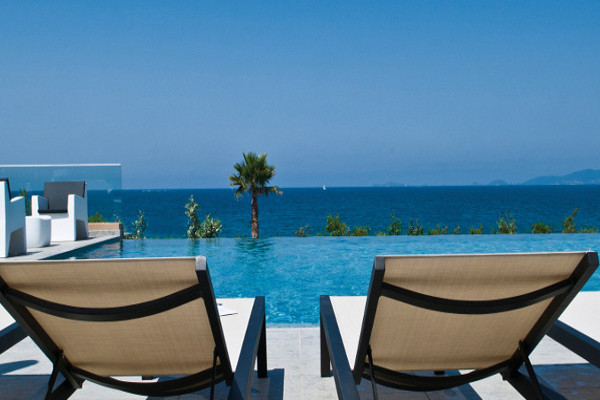 Piscine - Hôtel Radisson Blu Resort and Spa Ajaccio Bay 4* Ajaccio France Corse