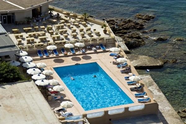 Piscine - Hôtel Stella Di Mare (sans transport) 3* Ajaccio France Corse
