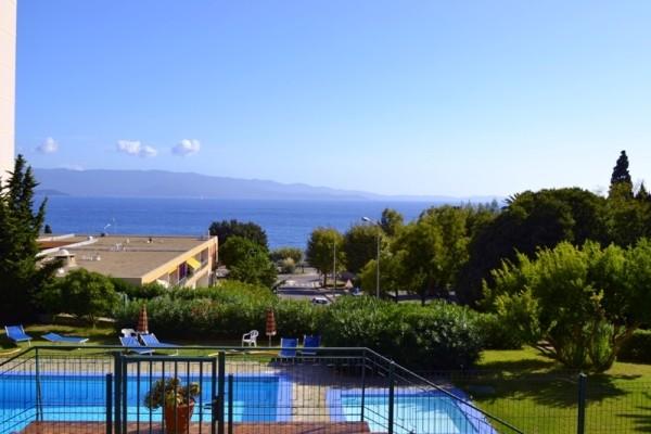 Piscine - Hôtel Sun Beach - sans transport 3* Ajaccio France Corse