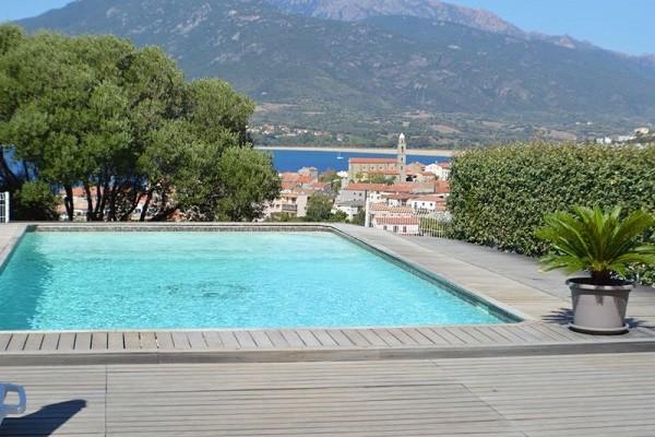 Piscine - Résidence locative Terra Thea (avec transport) Ajaccio France Corse