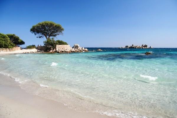 Plage - Hôtel Best Western Ajaccio Amirauté 4* Ajaccio France Corse
