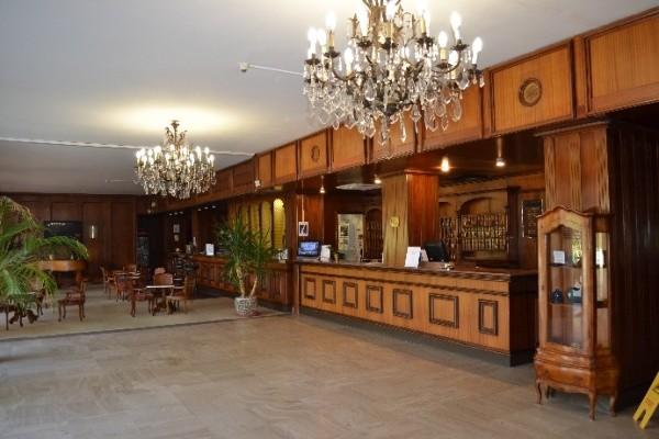 Reception - Hôtel Campo Dell'Oro 4* Ajaccio France Corse