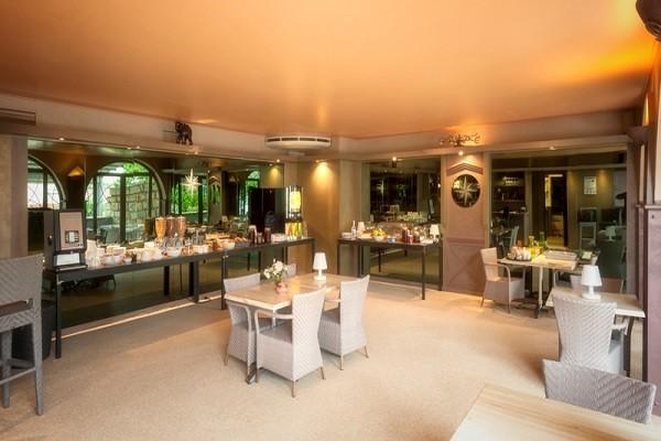 Restaurant - Hôtel Kallisté 2* Ajaccio France Corse