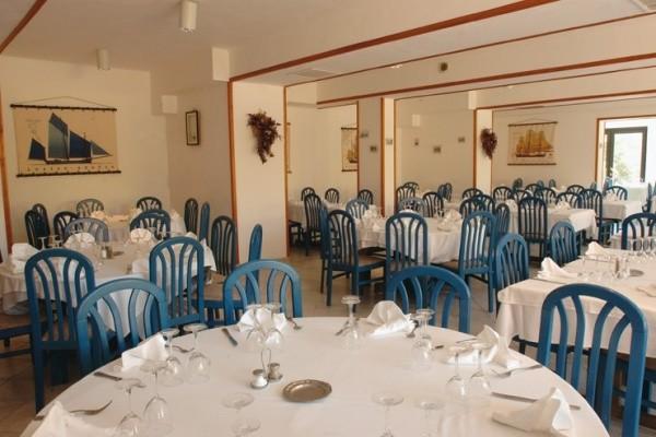 Restaurant - Hôtel U Libecciu (sans transport) 3* Ajaccio France Corse