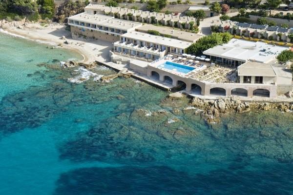 Vue panoramique - Hôtel Stella Di Mare (sans transport) 3* Ajaccio France Corse
