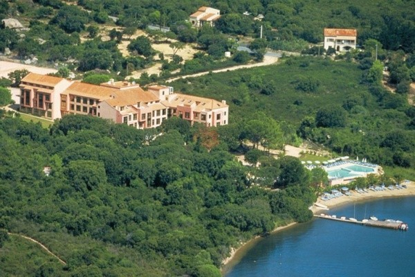 Vue panoramique - Hôtel U Libecciu (sans transport) 3* Ajaccio France Corse