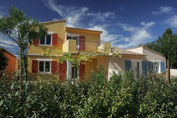 Facade - Résidence locative Cala Bianca (sans transport) 3* Bastia France Corse
