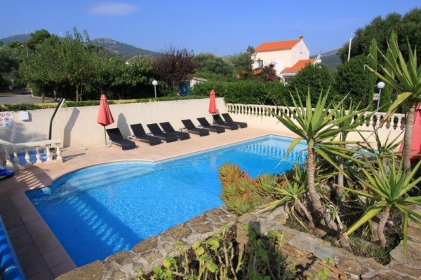 Piscine - Hôtel Best Western U Ricordu 4* Bastia France Corse