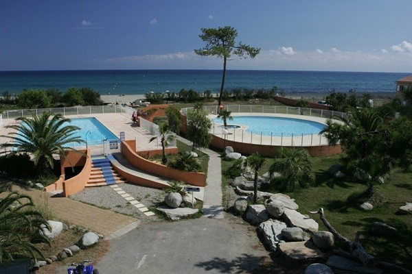 Piscine - Résidence locative Cala Bianca (sans transport) 3* Bastia France Corse