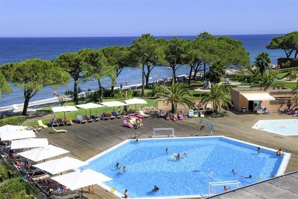 Piscine - Village Vacances Le Village des Isles (sans transport) Bastia France Corse