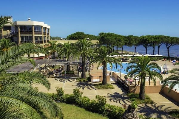 Piscine - Village Vacances Residence des isles 3* Bastia France Corse