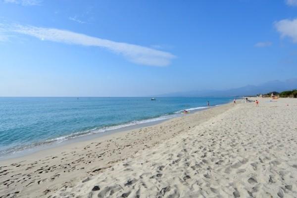 Plage - Village Vacances Marina d'Oru (sans transport) 3* Bastia France Corse
