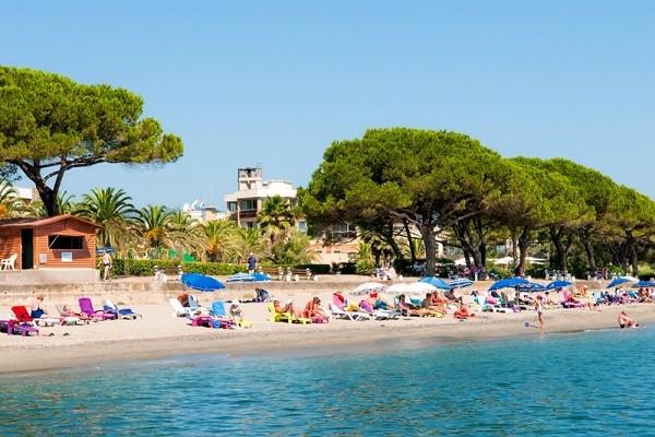 Plage - Village Vacances Residence des isles 3* Bastia France Corse