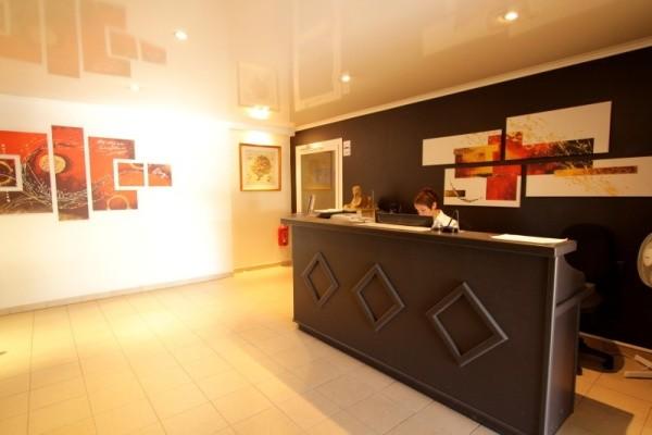 Reception - Hôtel Best Western U Ricordu 4* Bastia France Corse