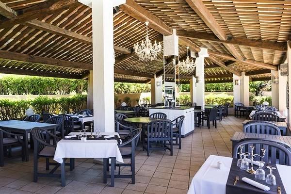 Restaurant - Résidence locative Résidence Odalys Sognu Di Mare Bravone France Corse